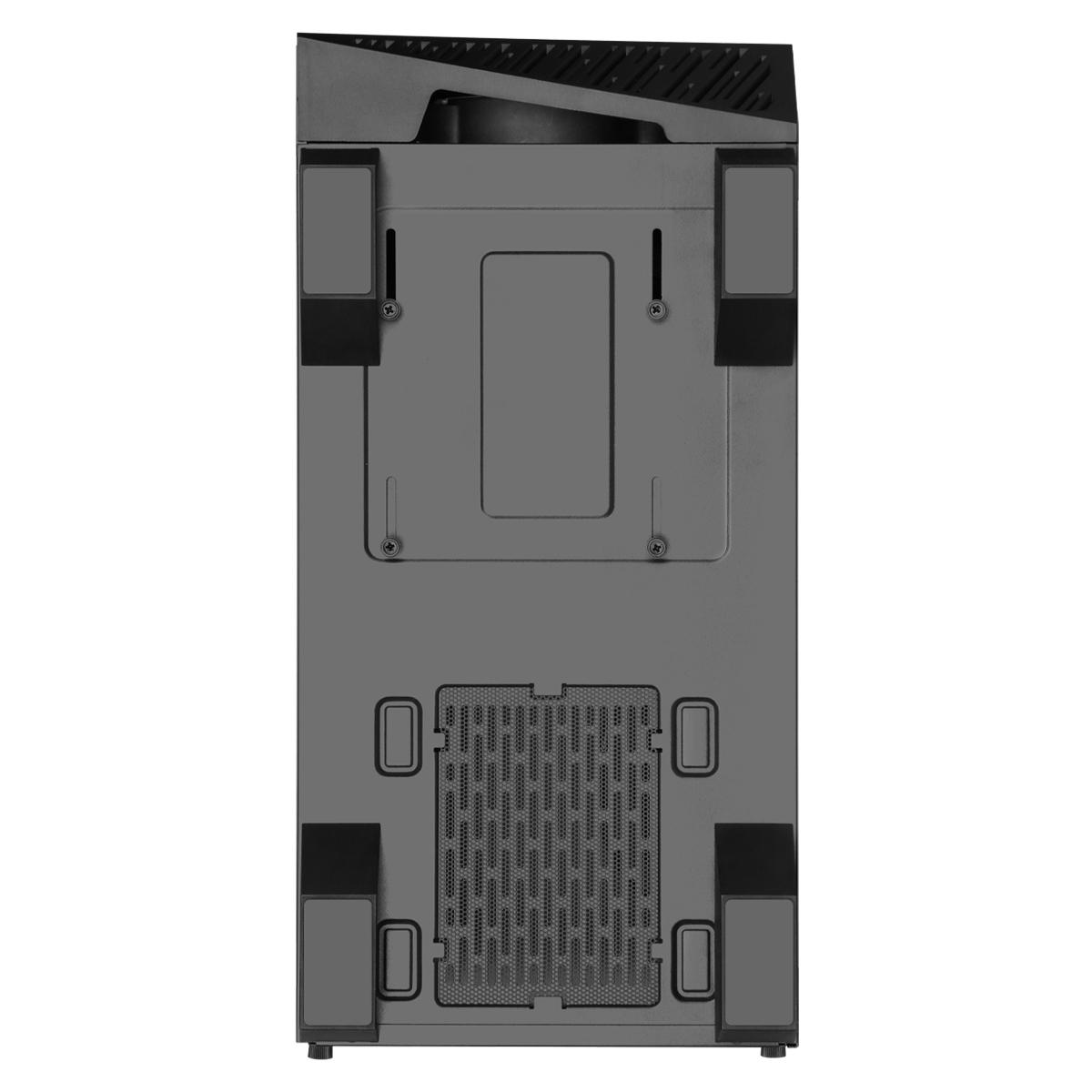 Caja de torre grande Tengri 750x parte inferior
