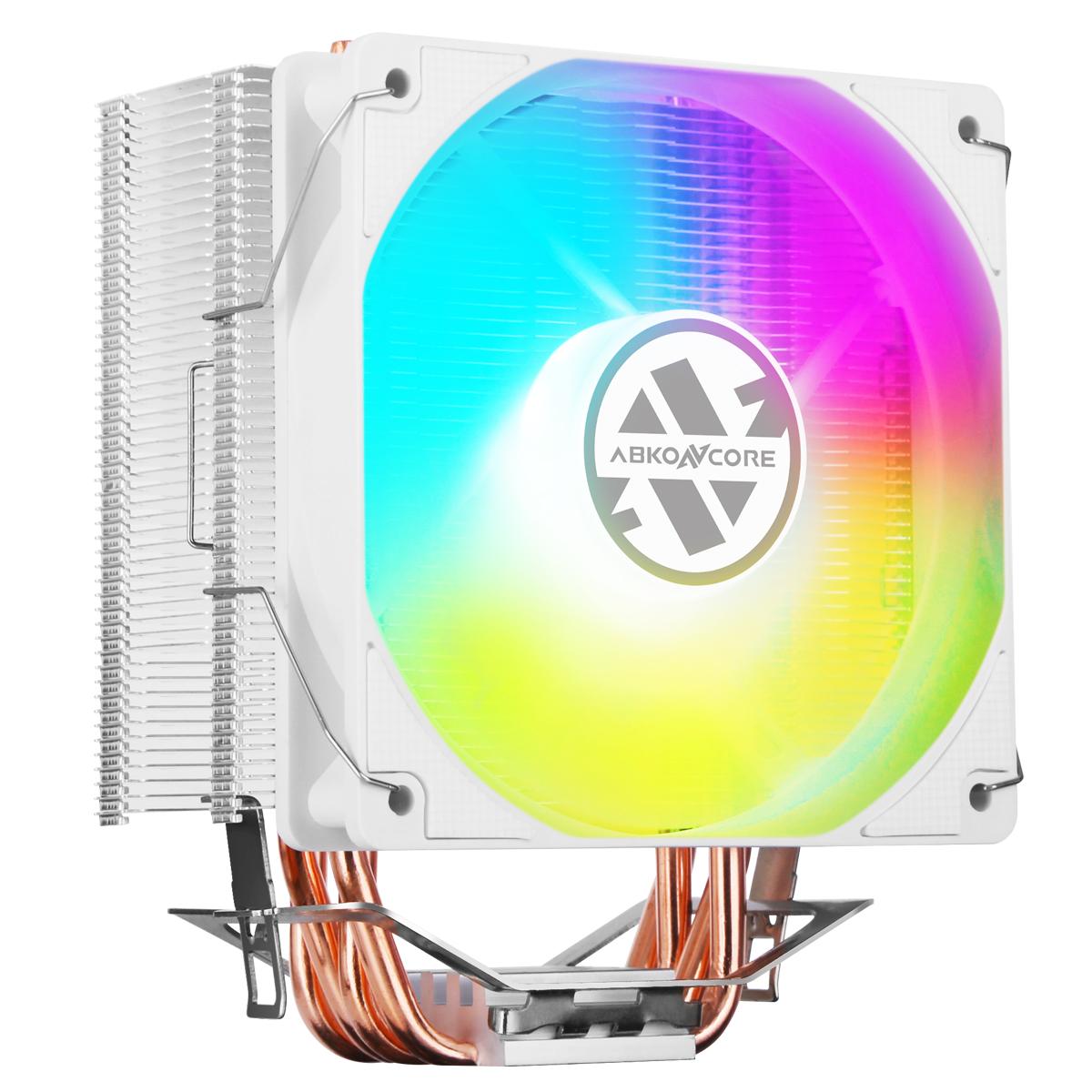 CPU cooler T405 en color blanco portada