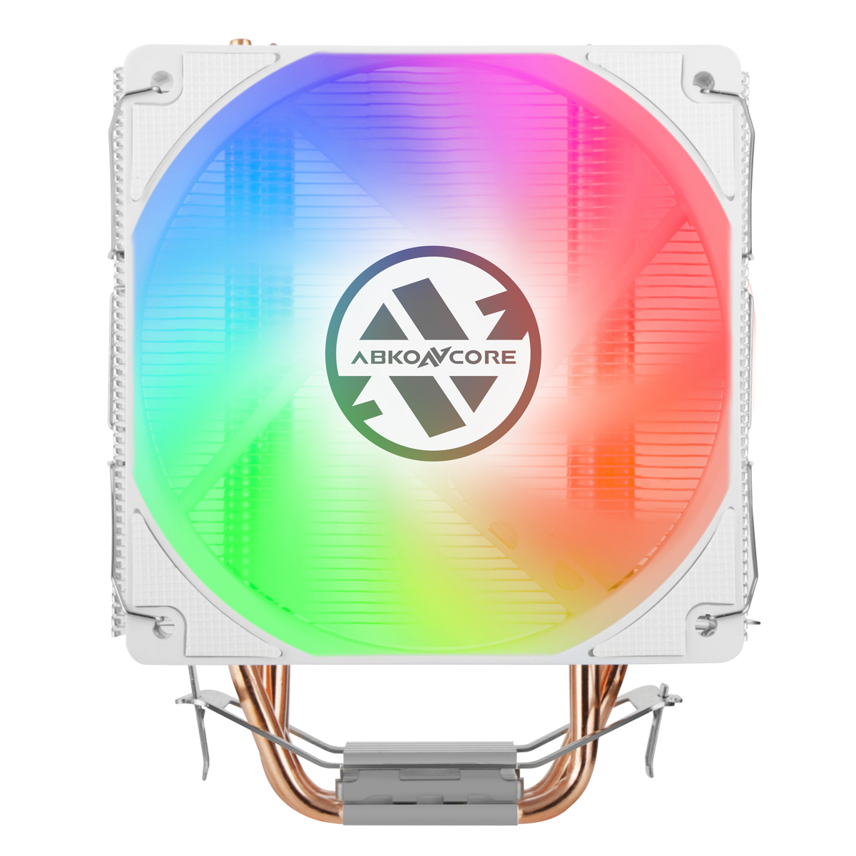 CPU Cooler T406 W doble frontal