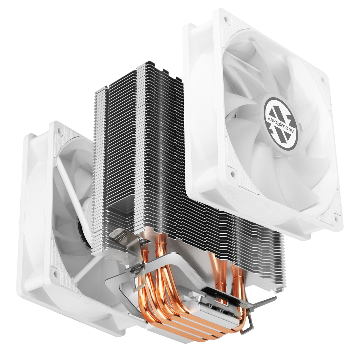 CPU Cooler T406 W doble componentes