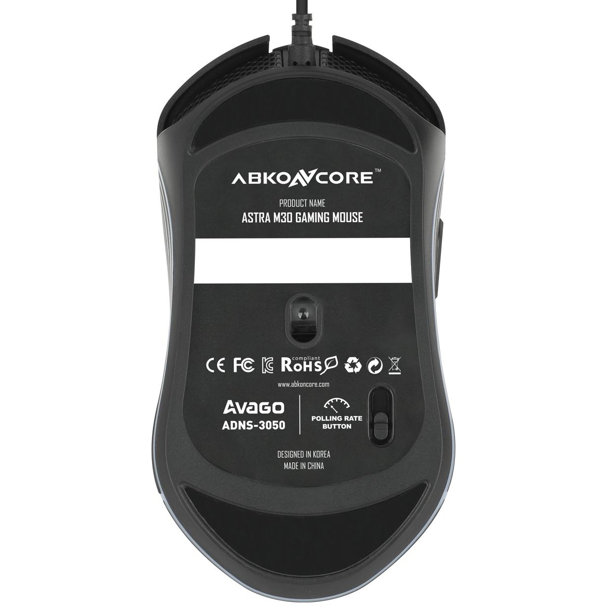 Ratón Gaming Astra M30 imagen producto