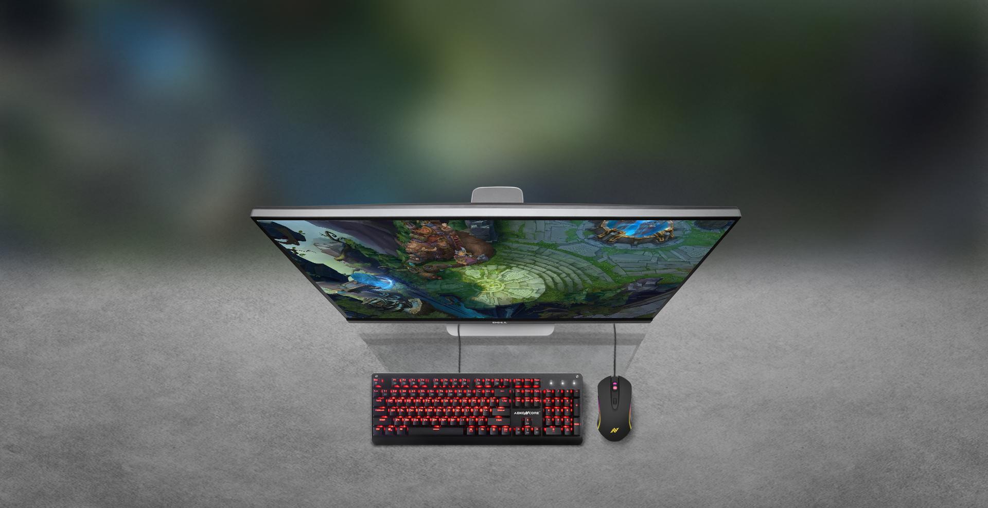 Ratón Gaming Astra M30 imagen descripción alta velocidad