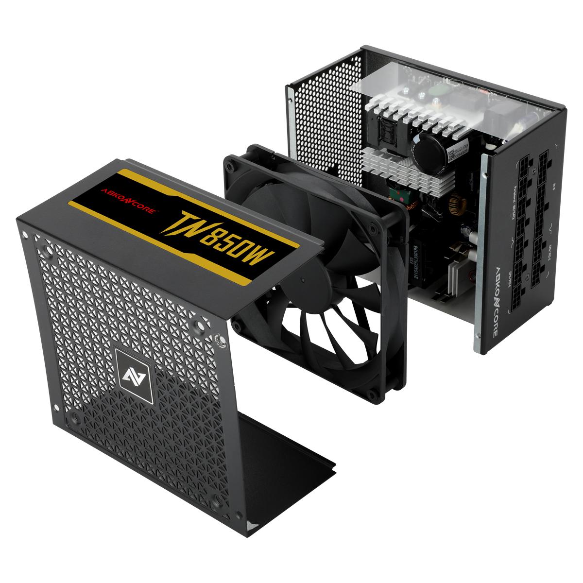 Fuente de alimentación TN850 Gold Modular imagen producto